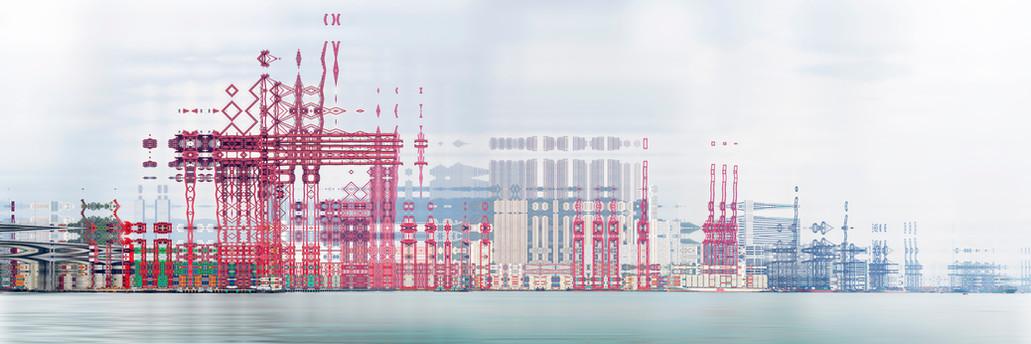 HONG KONG #84 - LES DOCKS - 2020