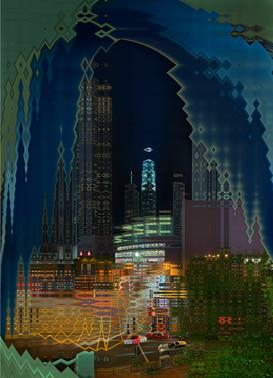 HONG KONG BY NIGHT #11 - 2020
