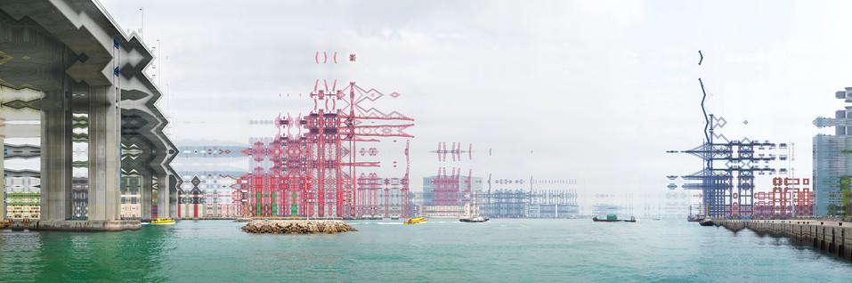 HONG KONG #81 - LES DOCKS - 2020