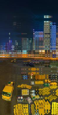 HONG KONG NUIT #10 - 2021