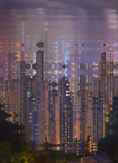 HONG KONG BY NIGHT 37 - 2019