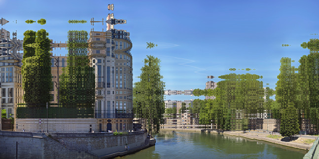 PARIS - 08 - QUAI D'ANJOU - 2021