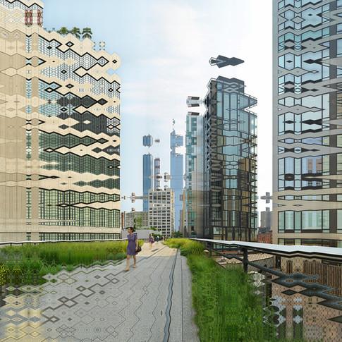 NYC - HIGH LINE - 08 - 2021