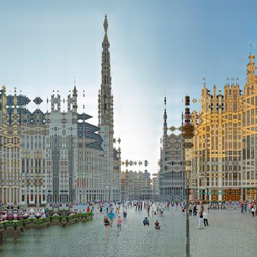 BRUXELLES - LA GRAND PLACE #07 - 2018