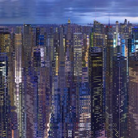 NYC - GOTHAM CITY - 2018