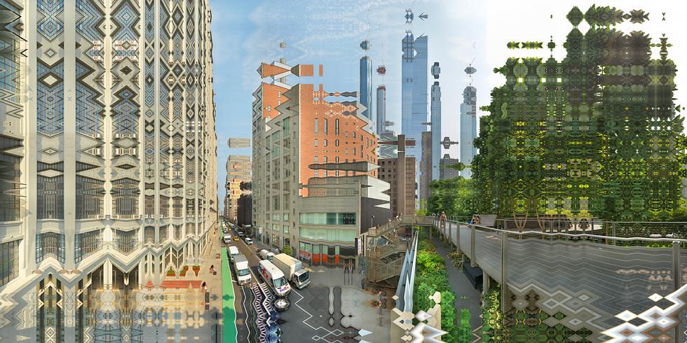 NYC - HIGH LINE - 9 - 2021