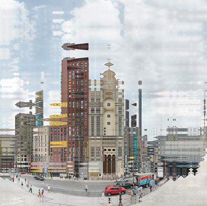 NYC - CHINATOWN-FORSYTH STREET - 01 - 2021