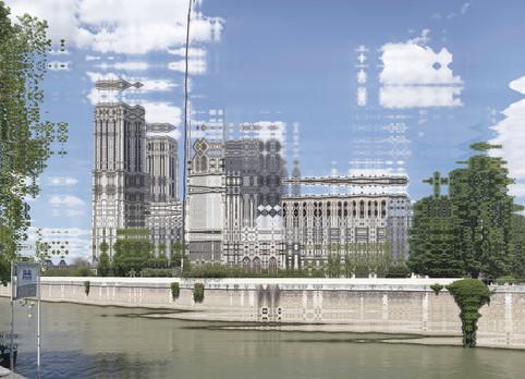 PARIS - NOTRE DAME 01 - 2020