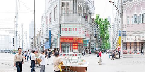 CHINE - SHANGHAI #11 - 2015