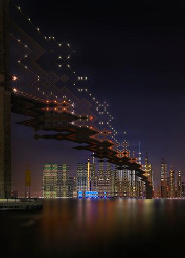 NYC BROOKLYN BRIDGE #10 - 2018