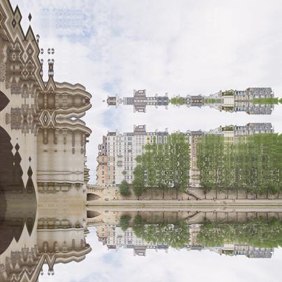 PARIS - PONT NEUF / QUAI DES ORFEVRES #16 -2021