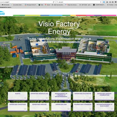 VISIO FACTORY ENERGY