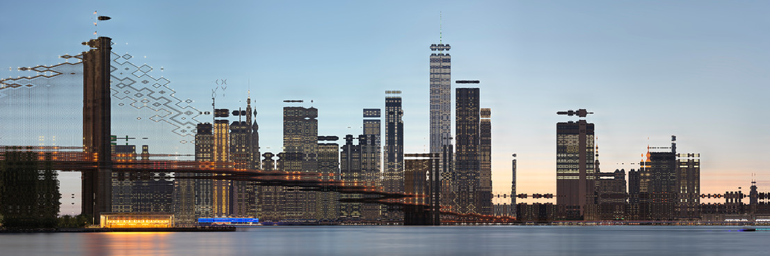 NYC BROOKLYN BRIDGE #09 - 2018