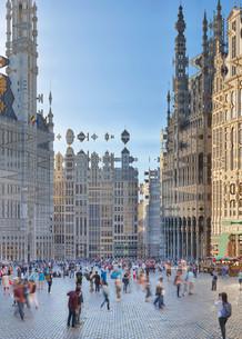 BRUXELLES - LA GRAND PLACE #01 - 2018
