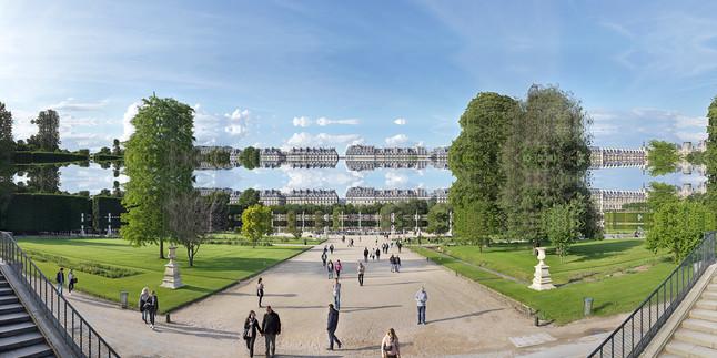 PARIS JARDIN DES TUILERIES #1 - 2021