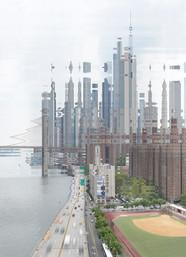 NYC BROOKLYN BRIDGE #11 - 2019