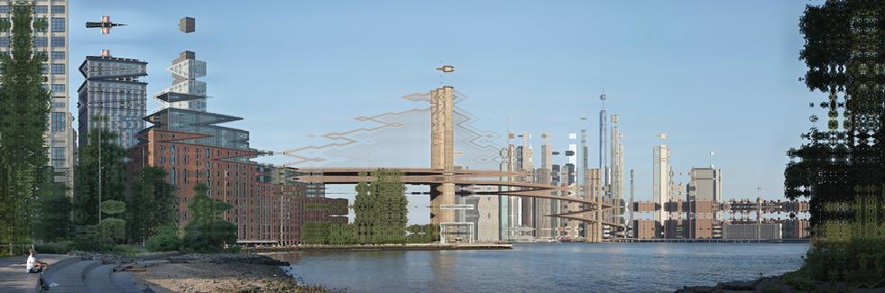 NYC - BROOKLYN BRIDGE MEDITATION - 2021