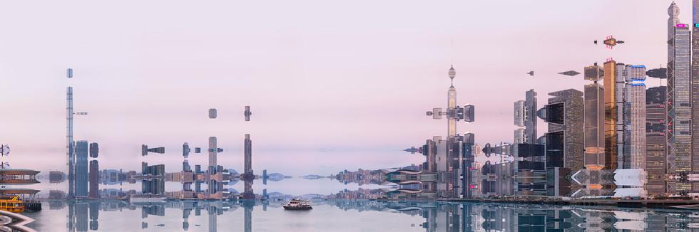 HONG KONG NUIT #13- 2021