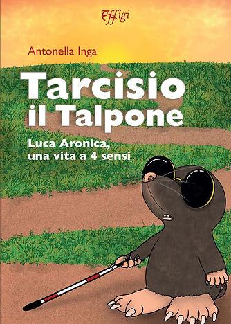 Libro Tarcisio il Talpone copertina