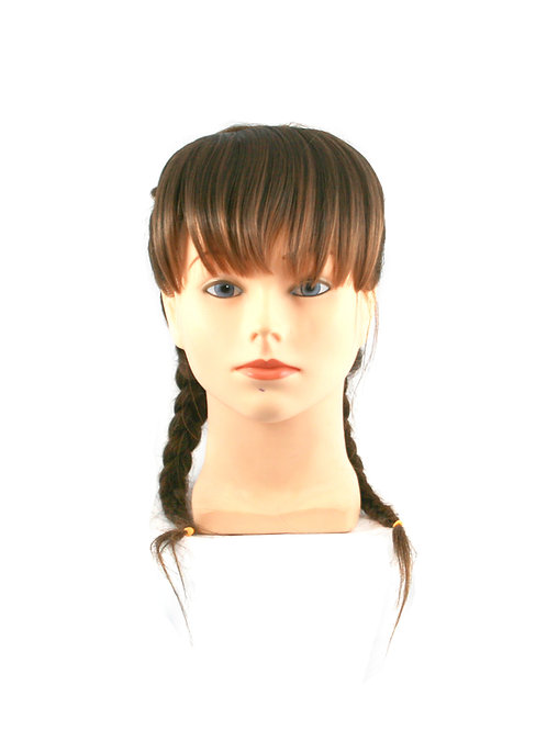 F1194 Synthetic Clip On Full Bangs