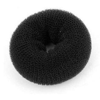 HAIR DONUT BLACK