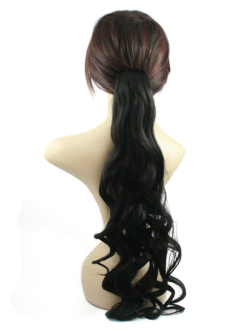 Ponytail Synthetic Clamp Hair Extensions AP042