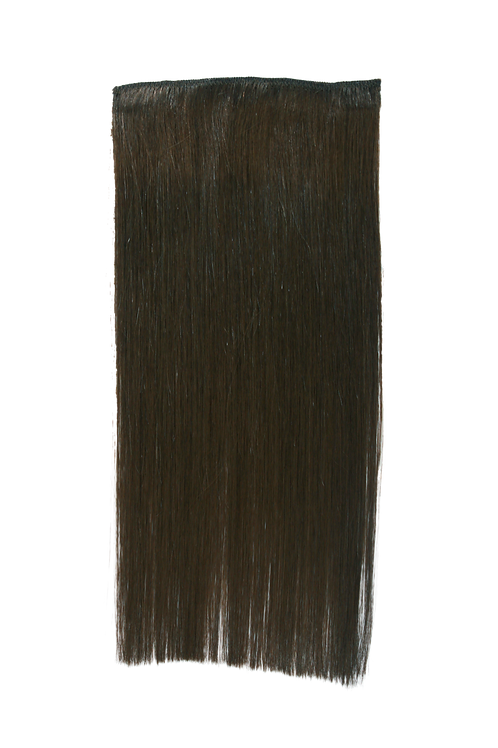 12 Inches 3-clip, Natural Colors
