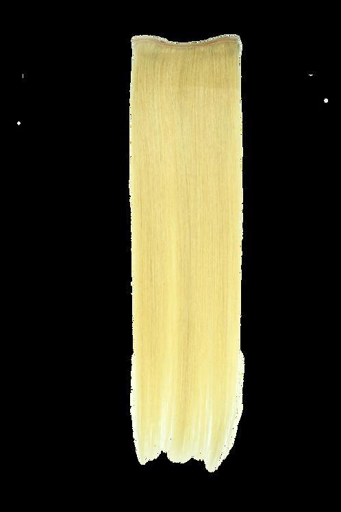 "Keira Human Hair Extensions Bra Length 16"" 2-clip, Bombshell Colors L16W4"