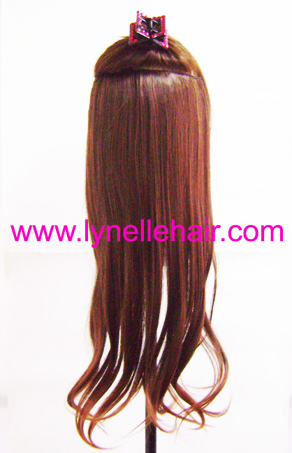 One piece synthetic hair extensions f1179e lynelle house of hair glam up in seconds pmusecretfo Images