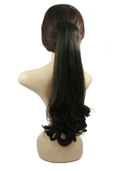 Ponytail Synthetic Clamp Hair Extensions AP047
