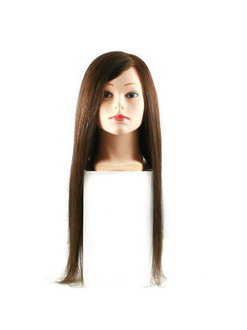 Lynelle 100%Human Hair Training Head