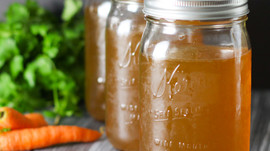 Is Bone Broth the New Green Drink?