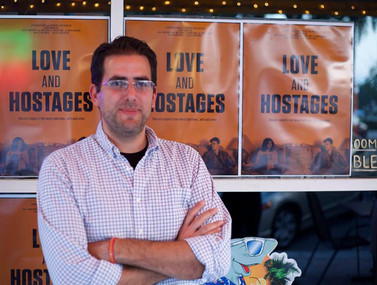 Love and Hostages Fundraiser