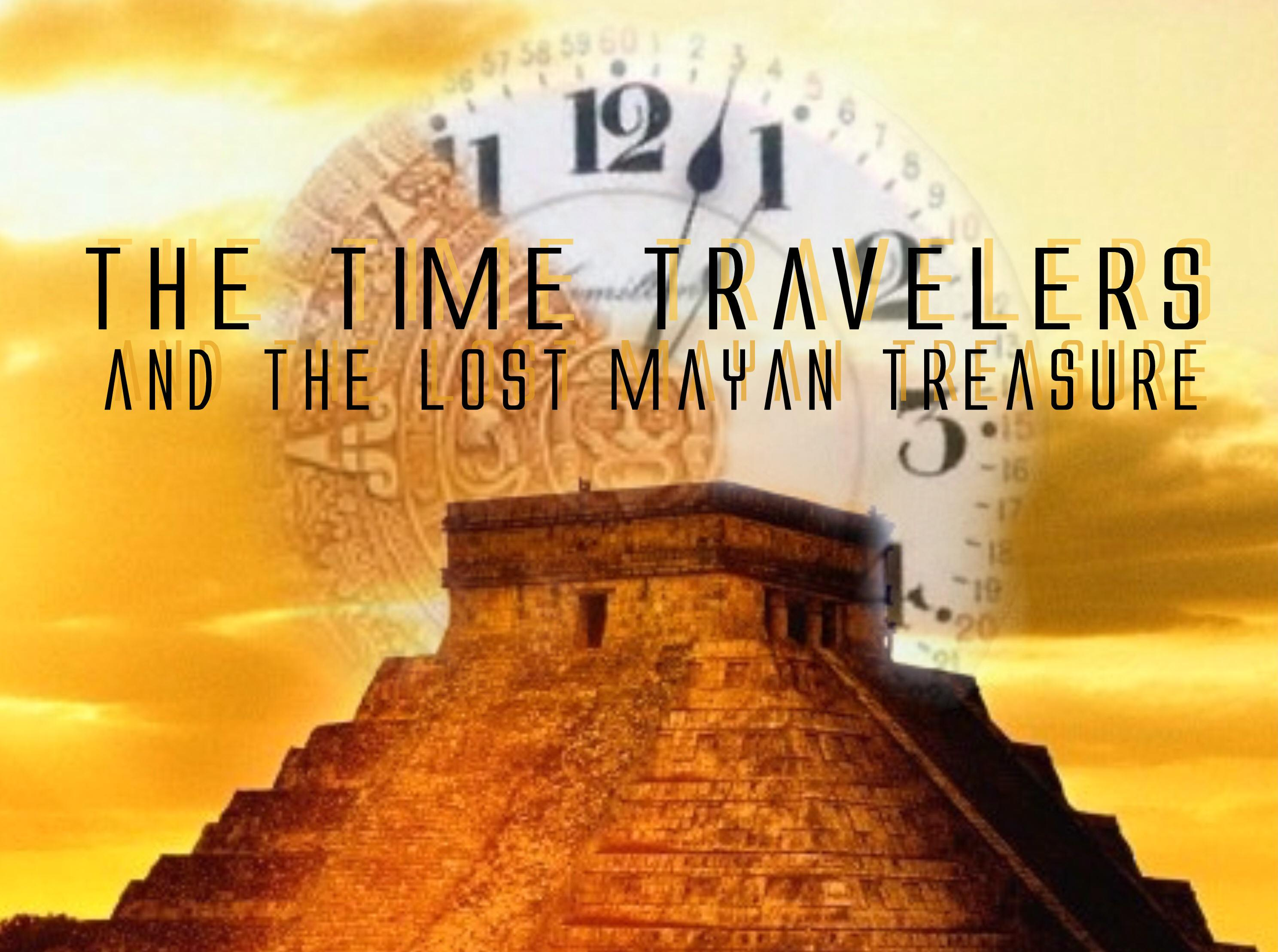 The Time Travelers Trilogy