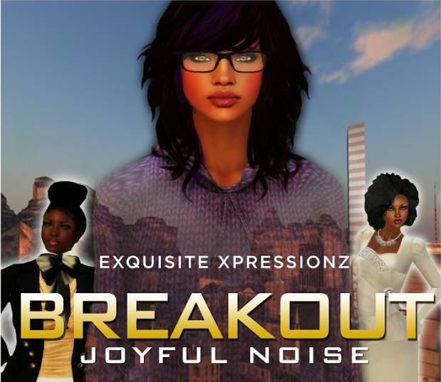 BREAKOUT Joyful Noise Graphic