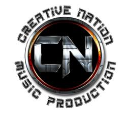 CNM Logo White