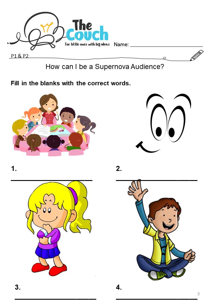 Sample Worksheet