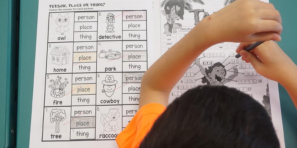 KidsExcel Academy Parenting Writing Workshop