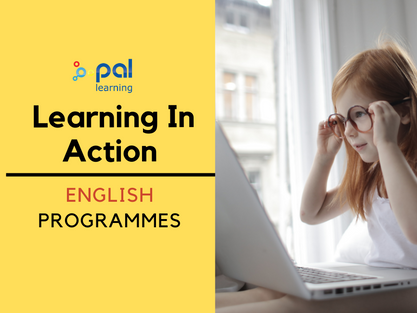 PAL Lessons In Action - English Programmes