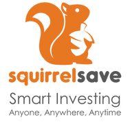 SquirrelSave Smart Investing Logo - Squa