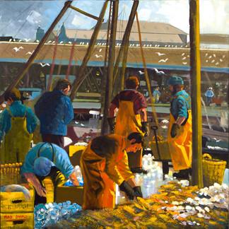 Mag Fish Market
