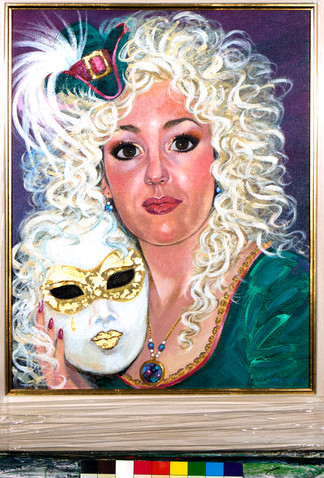 Masquerade Not Polerised