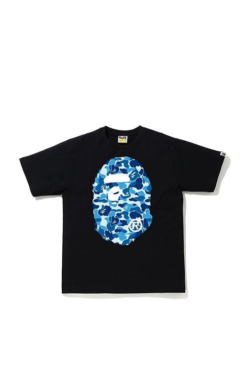 ABC Blue Camo Ape Head