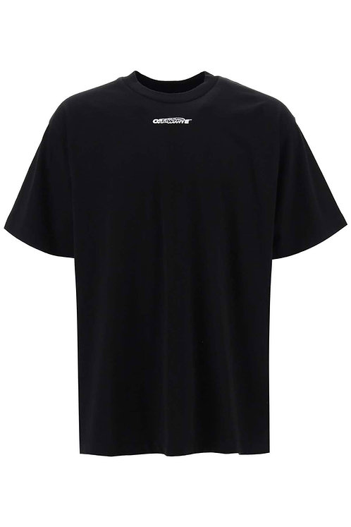 Off White  'Barrel Worker' T-shirt (O/S)