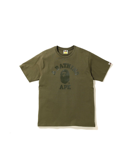 College Tonal Olive Green