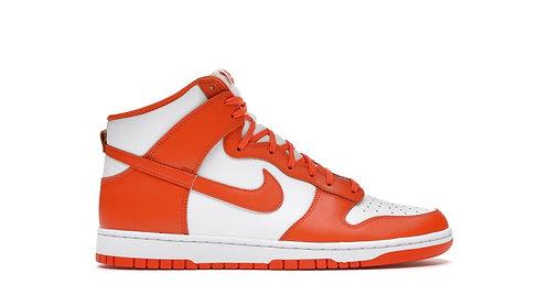 Nike Dunk Hi 'Syracuse'