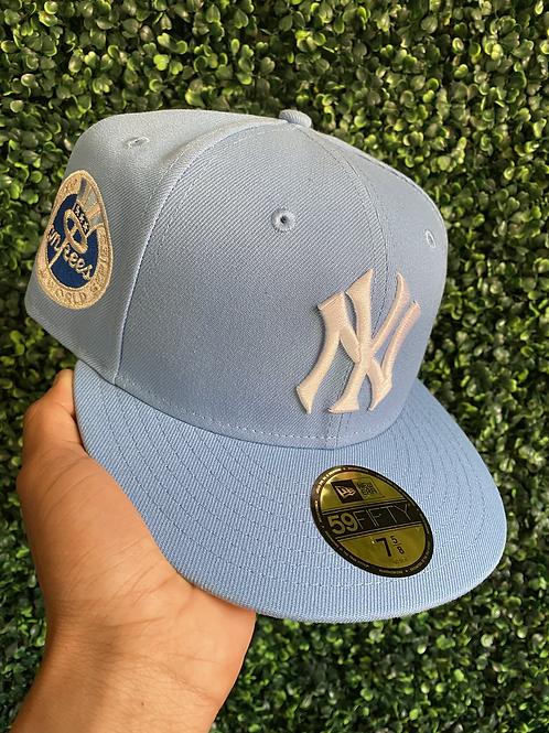 NY Yankee  'WS 1962' Blue U/V