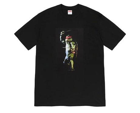 Supreme Raphael Tshirt Black