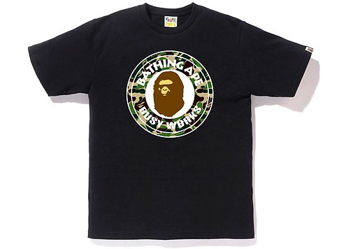 Bape Busy Works ABC Camo