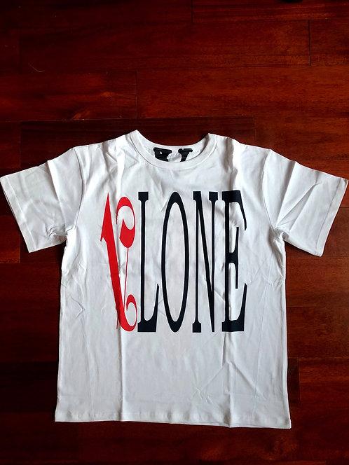 VLone x Palm Angels White